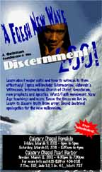 Discernment 2001